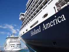 My 11 essential Holland America tips and tricks for cruisers looking to get the most out of cruising with this line. Based on a decade of cruise experience Holland America Alaska Cruise, Holland Cruise, Holland America Line, Cruise Excursions, Cruise Travel, Cruise Vacation, Vacation Ideas, Shore Excursions, Vacation Spots