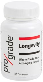 Longevity - Whole foods based Anti-aging Formula  http://getmeinshapenow.getprograde.com/anti-aging-care.html