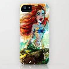 ~~ Someday I'll be part of your wooooorld~~  iPhone & iPod Case