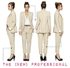 Lauren Conrad's dress code tips for the business professional