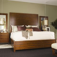 Modern & Contemporary Bedroom Design