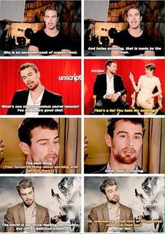 Oh Theo lol!