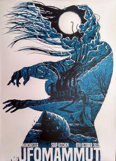 Ufomammut - Dominic Sohor - 2015 ----