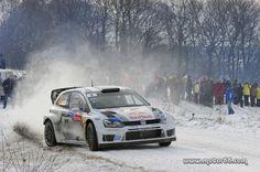 WRC 2013: Rallye Monte Carlo -día 2-