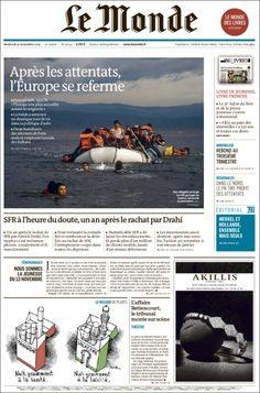 Le Monde 22041 - Vendredi 27 novembre 2015