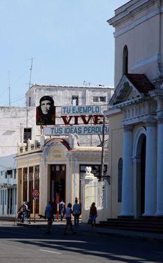 Voyage à Cuba. Cienfuegos.