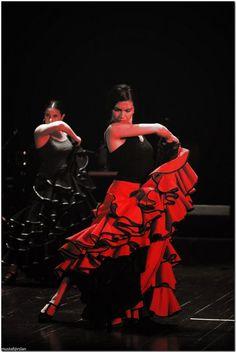 my style of flamenco..