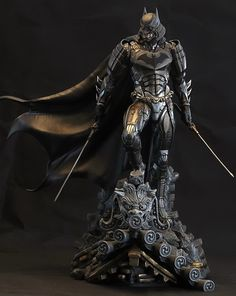 Samurai Batman Statue by XM Studios #samuraibatman #xmstudios #batman #awesome…