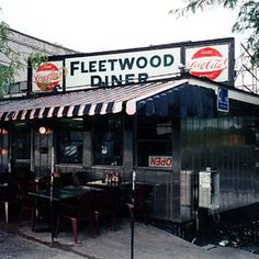 All-Night Eats: Best 24-Hour Diners from Coast to Coast-Fleetwood Diner, Ann Arbor, MI