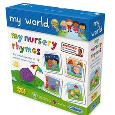 My Nursery Rhymes Jigsaw Puzzles - Summer Clearance - Up to 50% discount whilst stocks last - Early Years | EYP Direct