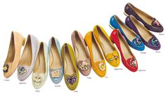 What's Mom's sign? Consider a cozy slipper from Charlotte Olympia. 212 872 8947
