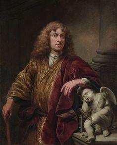 Ferdinand Bol (1616–1680)  Self-portrait  Datecirca 1669 Mediumoil on canvas DimensionsHeight: 127 cm (50 in). Width: 102 cm (40.2 in).  Rijksmuseum Amsterdam