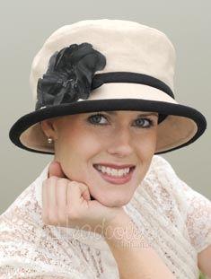 Linen Poppy Hat