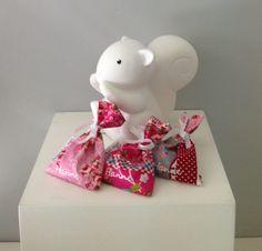doopsuiker#ideetjes#zelf maken#geboorte#bb-collections#thema Betty#doopsuikerzakjes#beaniebags