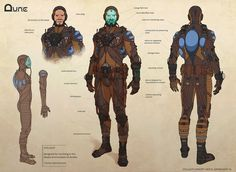 Personal concepts of costume variations for the character Duke Leto from the book Dune. Final concept art for the character: nikolayasparuhov. Character Design Sketches, Character Design Cartoon, Character Design References, Art Sketches, Egypt Concept Art, Fantasy Concept Art, Fantasy Art, Monster Concept Art, Robot Concept Art