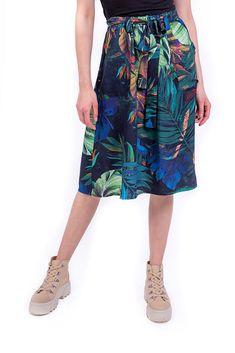 dziendobry lato 203410 Midi Skirt, Skirts, Model, Fashion, Moda, Midi Skirts, Scale Model, Skirt