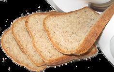 Vyskúšajte si upiecť chlieb - chleba v domácej pekárničke Moulinex