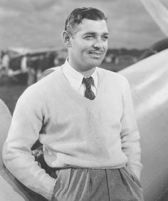 Here Clark Gable endured the longest weekend of his life. Description from robertmatzen.com. I searched for this on bing.com/images