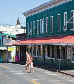 Vote Pahoa, HI, for America's Coolest Small Town 2014!