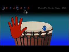Elementary Music Lessons, Music Lessons For Kids, Preschool Music, Music Activities, Drum Music, Music Music, Bucket Drumming, Djembe Drum, Homemade Instruments