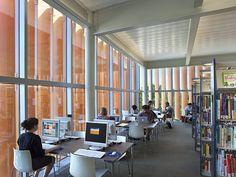 Biblioteca Pública do Distrito de Columbia,© Mark Herboth
