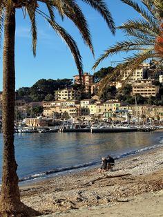 Port de Soller, Balearic Islands, Spain