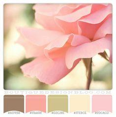 Combinación de Colores | Vintage Love-Pasatiempos