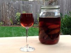 Plum liqueur recipe from a site with a number of good ones, from the look of things.