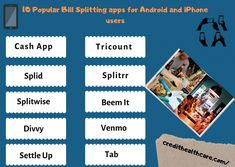 10 Popular Bill Splitting apps for Android and iPhone users Credit Score, Android Apps, Advice, Iphone, Tips