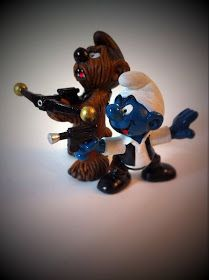 Greg Aronowitz: May the Fourth be with you: Smurf Wars
