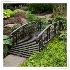 Garden Bridges 3 Feet - 7 Feet Long | Shop Small Decorative ...