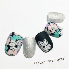 ネイル 画像 flicka nail arts 1547845