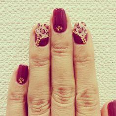 My nail design ― Feb.2014