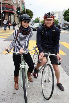 I hope I look this cute on my bike. (I mean hopefully I get a bike soon)