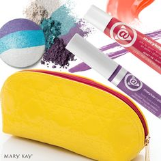 From rejuvenating spa parties to fun makeup and trend parties, the type of Mary Kay party you have is up to you Mary Kay Mexico, At Play Mary Kay, Mary Kay Party, Eyeliner, Eyeshadow, Spa Party, Best Makeup Products, Lip Gloss, Coin Purse