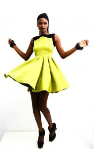 'Need for Glam' A/W 2012 by Alali Boutique #african fashion
