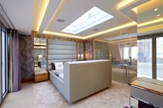 Mayfair Residence   Projects   Hoare Lea Lighting   Specialist lighting design consultancy