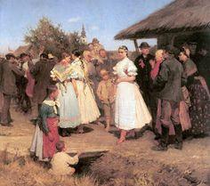 Viático de Vagamundo: Deák-Ébner in Magyar Nemzeti Galéria