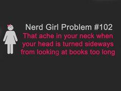 Nerd problem #102