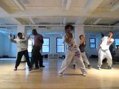 Get On The Floor- Trish dance choreography by LUAM (aaaaaahhhmaz-za-zing)