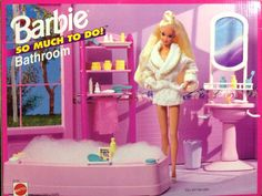 Image result for barbie 1975 playsets
