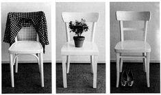 George Brecht, Chair event, 1966