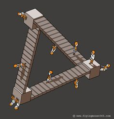 The Staircase by Flying Mouse2007, via Flickr