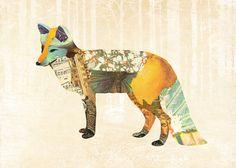 Woodland Creatures: The Fox