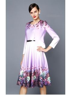 Teenloveme 2014 New Arrival Women's Elegant Knitted Floral Coat Jacket Ourwear Suits+Sleeveless Mid Dress(Two pieces)