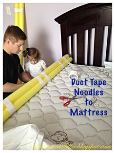 Elegant Bed Protection for toddlers