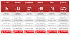http://www.getyoutubevie.ws/buy-youtube-views/ - Best prices for High Retention YouTube Views from GetYouTubeVie.ws