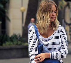 Stripes | Lara Bingle