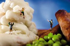 52 photo ideas: photography projects for 2015 - food adventures Some seem too extensive, but good ideas to start with