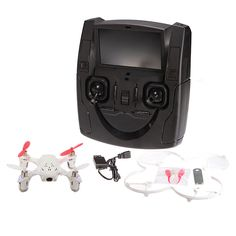 Hubsan H107D FPV X4 5.8G 4CH 6 Axis RC Quadcopter VS Estes Protox FPV